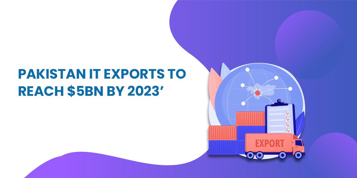 Pakistan IT exports
